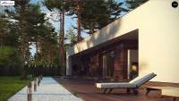 Проект дома Zx80 Фото 4
