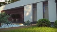 Проект дома Zx80 Фото 5