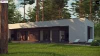 Проект дома Zx80 Фото 6