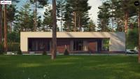 Проект дома Zx80 Фото 7