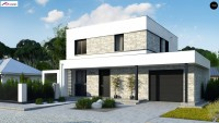 Проект дома zx92 GP Фото 1