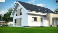 Проект дома Z160 A GP Фото 4