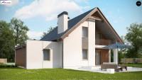 Проект дома z166 GP Фото 3