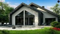 Проект дома Zx251 Фото 2
