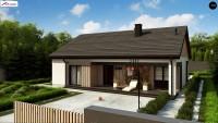 Проект дома Z459