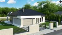 Проект дома Z384 Фото 4