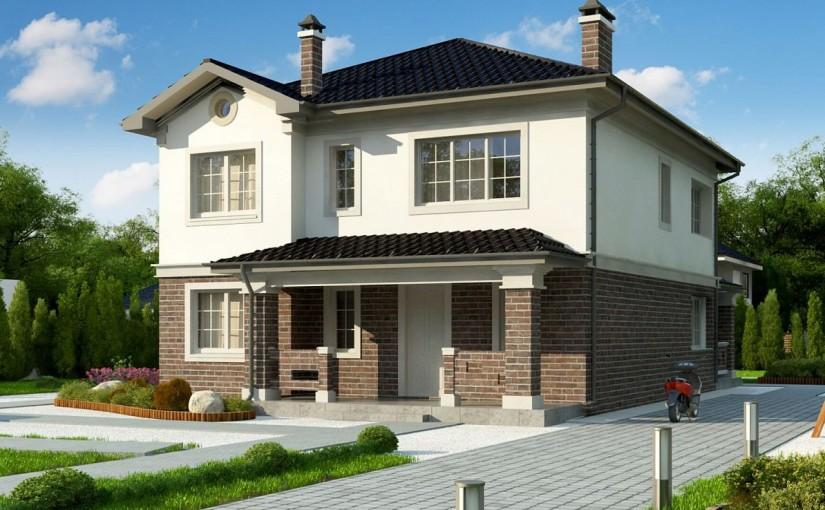 Проект дома Zz2L BG