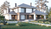 Проект дома ZH6