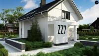 Проект дома Zz7 Фото 1