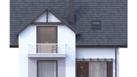 Фасады проекта ZH18 Фото 1