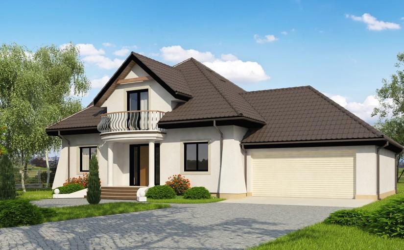 Проект дома Z109 GP2