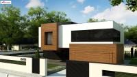 Проект дома Zx152