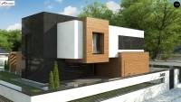 Проект дома Zx152 Фото 3
