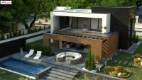 Проект дома Zx152 Фото 4
