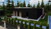 Проект дома Zx161 Фото 4