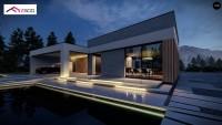 Проект дома Zx87 Фото 1