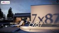 Проект дома Zx87 Фото 3