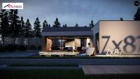 Проект дома Zx87 Фото 4