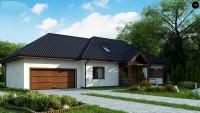Проект дома Z106 GL2 Фото 1