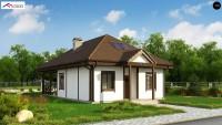 Проект дома Z16D 35