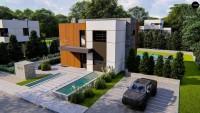 Проект дома Zx165 Фото 5