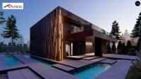 Проект дома Zx167