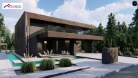 Проект дома Zx167 Фото 1