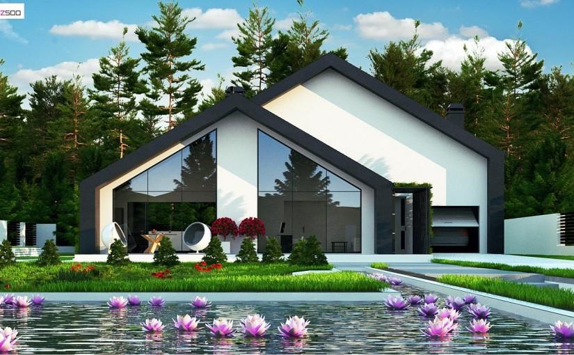 Проект дома Zx250