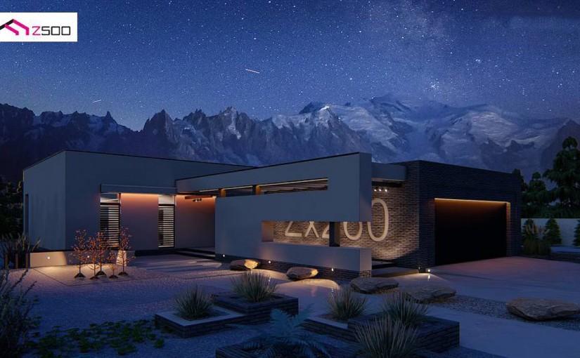 Проект дома Zx260