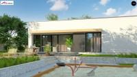 Проект дома Zx53 + Фото 2