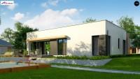 Проект дома Zx53 + Фото 4