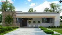 Проект дома Zx53 + Фото 5