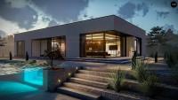 Проект дома Zx88