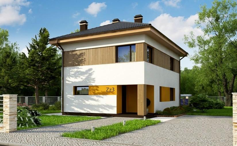 Проект дома Zz3