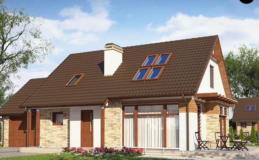 Проект дома Z113GL