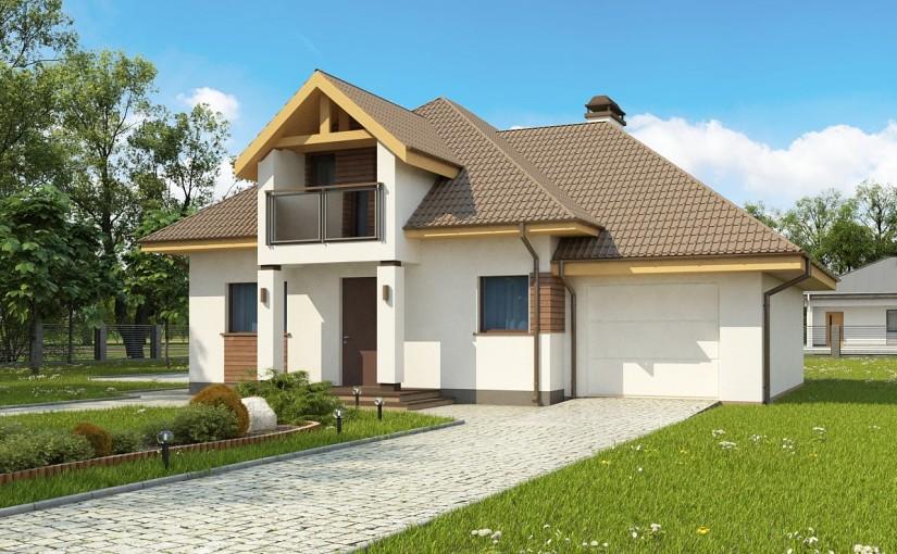 Проект дома Z145GP
