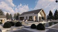 Проект дома Z465