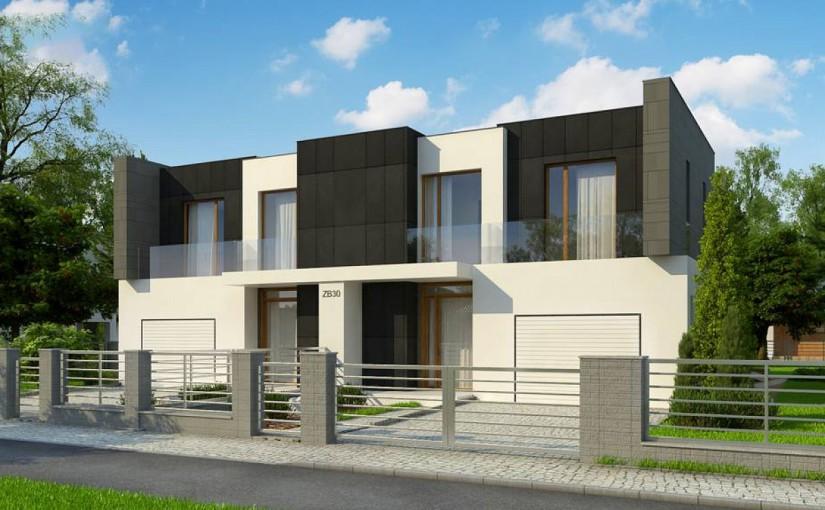 Проект дома Zb30