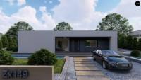 Проект дома Zx149 Фото 5