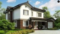 Проект дома Zz2S