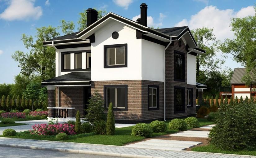 Проект дома Zz8