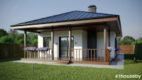 Проект дома ZH22