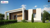 Проект дома Zx57+ Фото 1