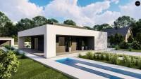 Проект дома Zx83