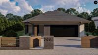 Проект дома Z411 Фото 1