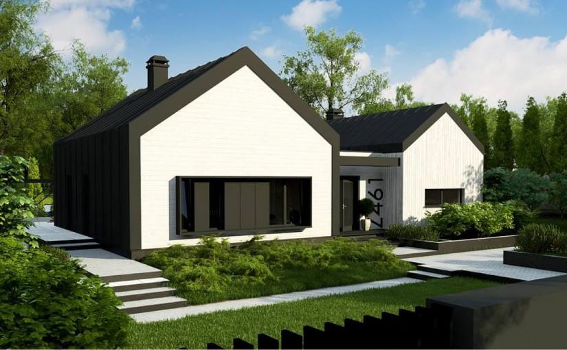 Проект дома z461