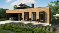 Проект дома Z463 Фото 3