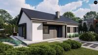 Проект дома Z473