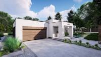 Проект дома Zx169 Фото 2