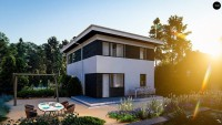 Проект комфортного дома Zz3A